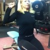 Dumbbell Shoulder Press | Targets Front Deltoids, Triceps, Lower Trapezius