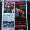 Mike Featuring in Workout Magazine @ LIW 2010