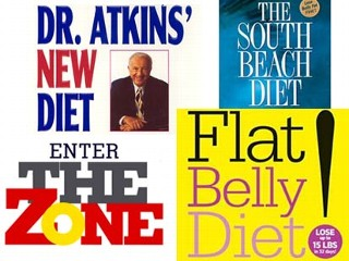Diet books - how many have worked for you?