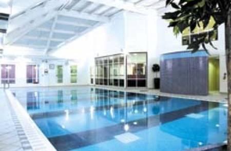 Brandon Hall Hotel Gym