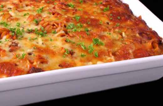 Tomato, Pasta, And Potato Bake Recipes — Dishmaps