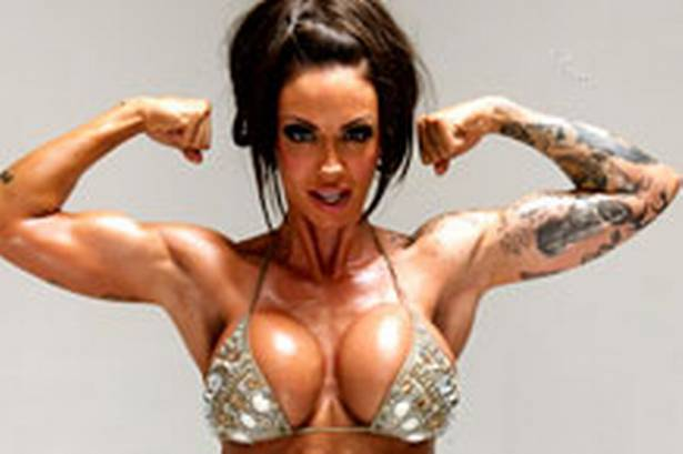 Jodie Marsh – Glamour Model to Body Builder : Mike-Buss
